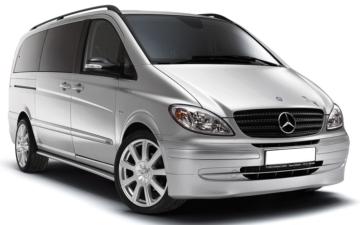 Забронировать Mercedes -Benz Viano