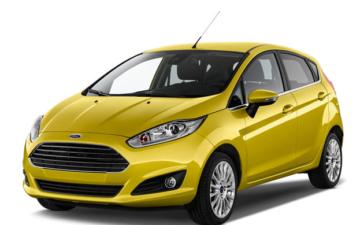 Забронировать Ford Fiesta 2015