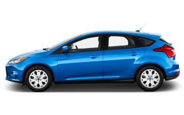 Забронировать Ford Focus 2014