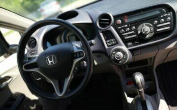 Забронировать Honda Insight 2012
