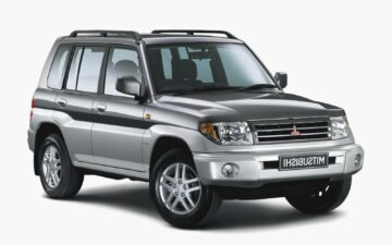 Забронировать Mitsubishi Pajero io
