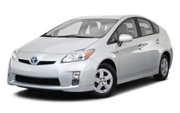 Забронировать Toyota Prius 2012