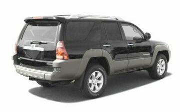 Забронировать Toyota 4RUNNER