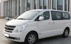 Hyundai H1 2016